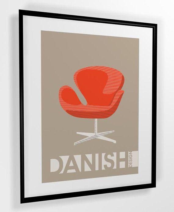 Danish design - Swan