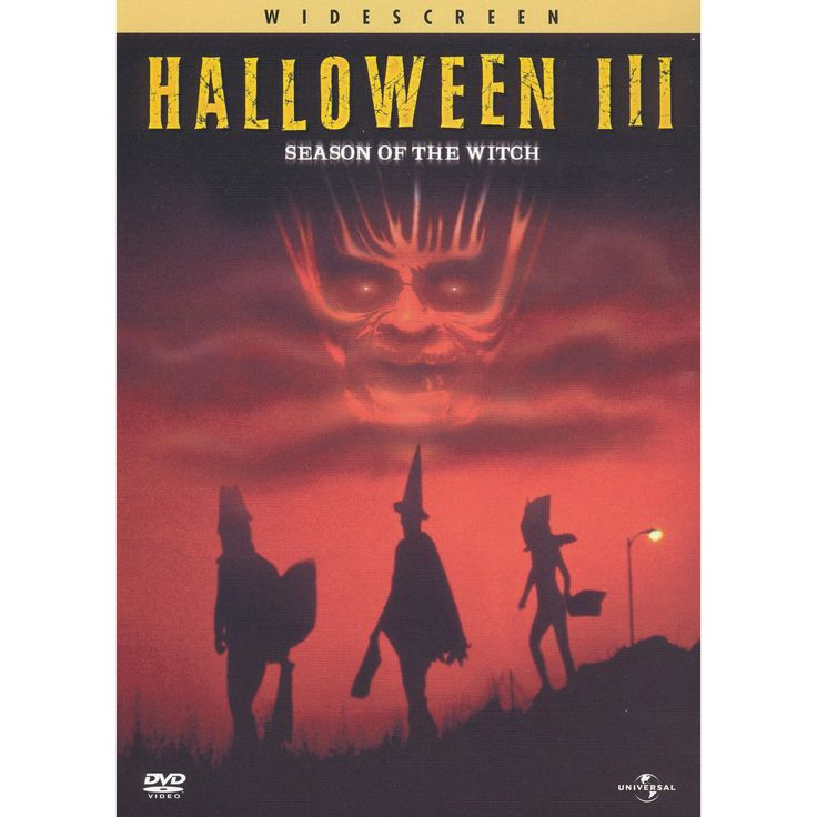 Halloween 3:Season Of The Witch (Dvd)