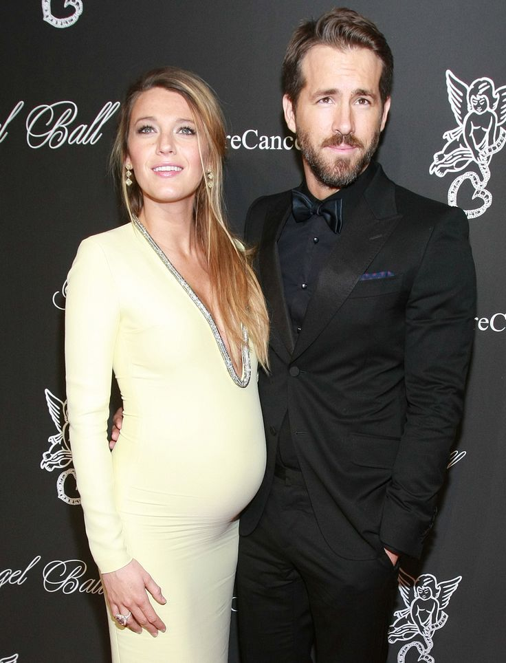 Blake Lively and Ryan Reynolds Are Officially Parents!