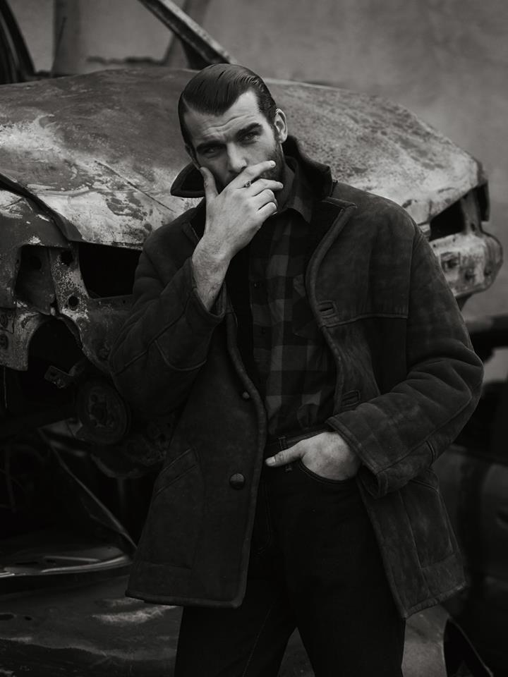 Stanley Weber,  Stanley Weber on Hipster Magazine