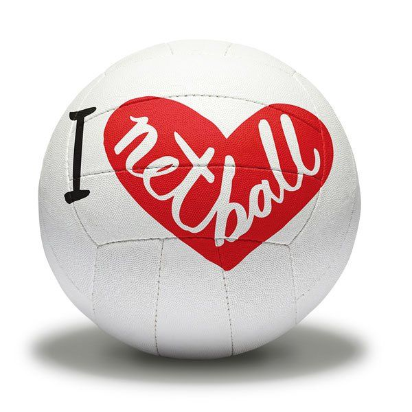 I like playing netball - not! I LOVE playing netball!
