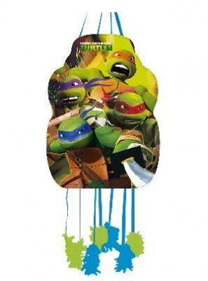 Teenage Mutant Ninja Turtle piñata voor een kinderverjaardag - Tuf-Tuf.NL