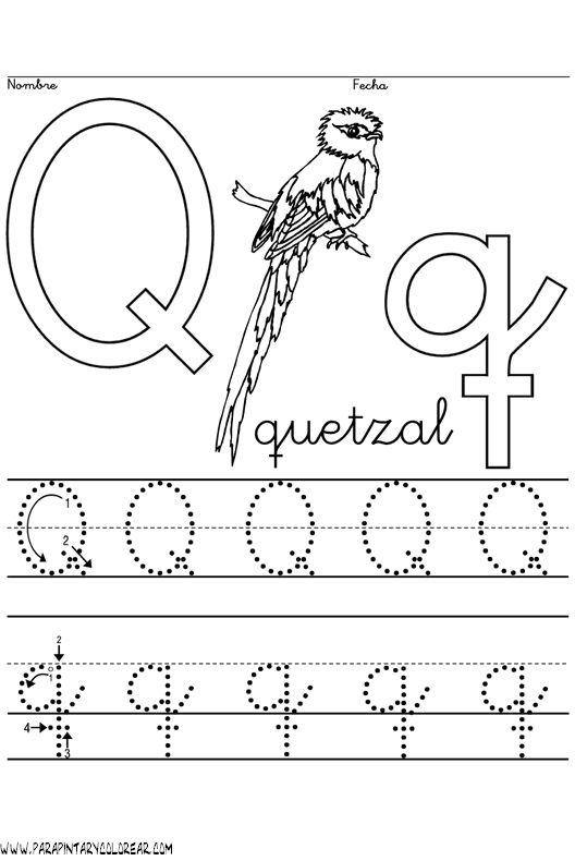 30 best abc images on Pinterest | Pre school, Alphabet worksheets ...