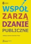"""""""Współzarządzanie publiczne"""" Stanisław Mazur Published by Wydawnictwo Naukowe Scholar"""