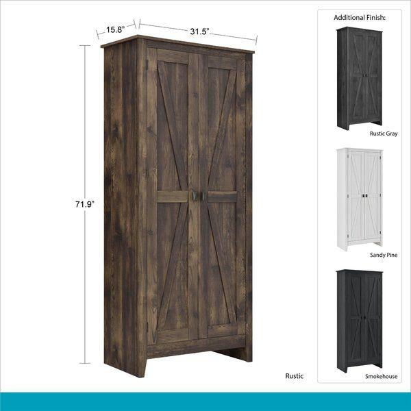 24++ Laurel foundry modern farmhouse berenice 4 shelf storage cabinet best