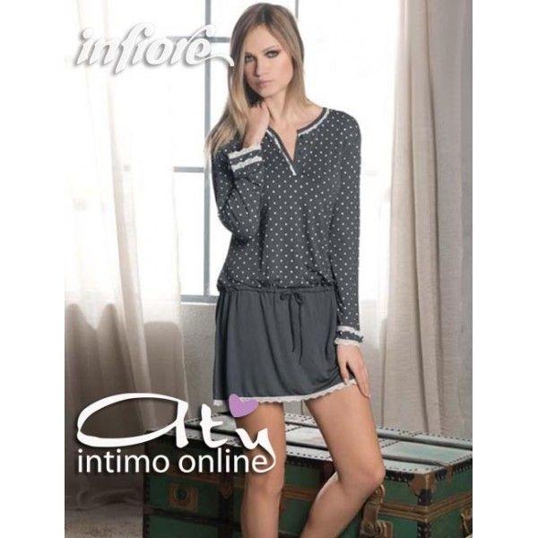 Pigiama donna Intimo Infiore http://www.atyintimoonline.it/160-pigiami-donna-invernali