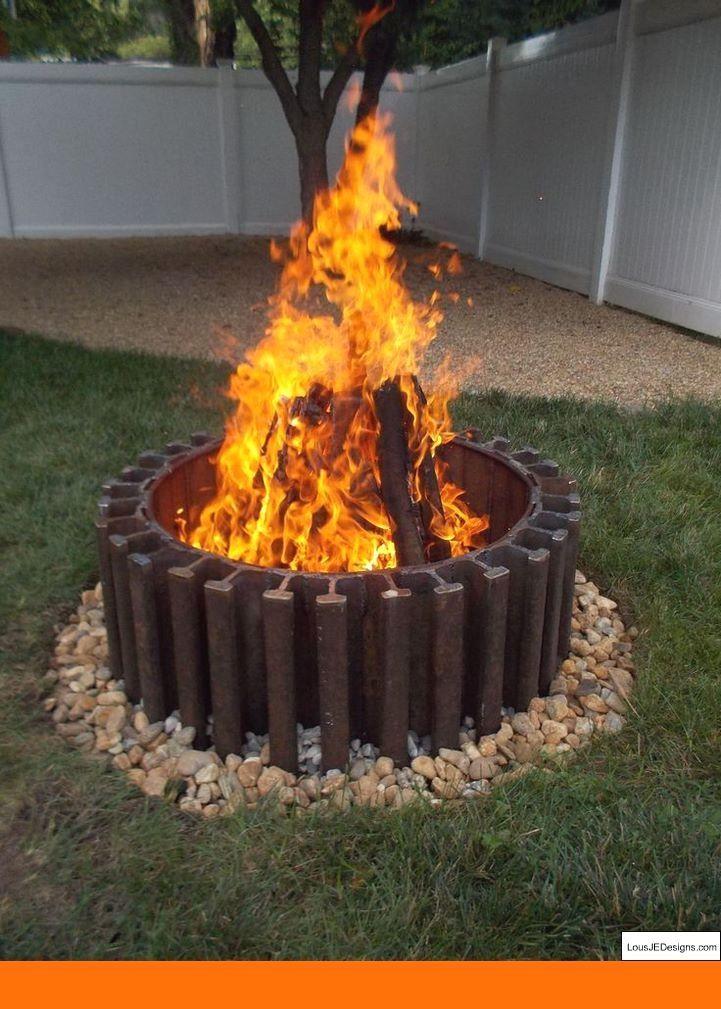 Menards Fire Pits On Wheels Tip 89465328 Firepitpergola Backyardfirepits Outside Fire Pits Fire Pit Gallery Fire Pit Plans