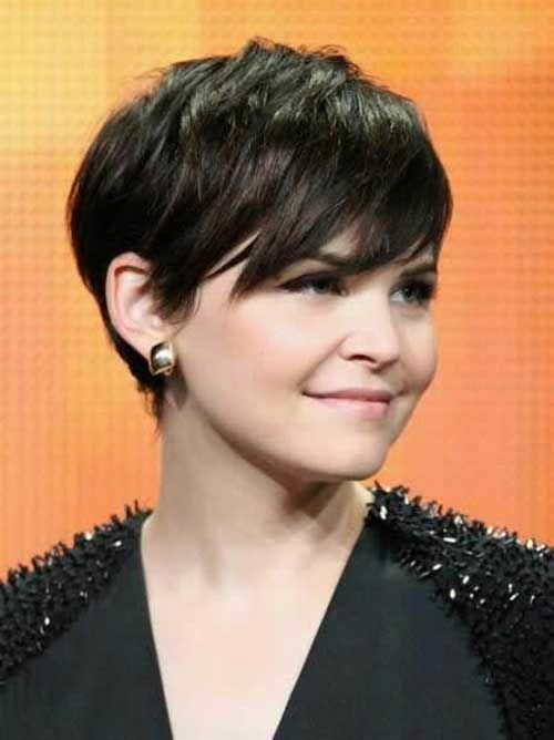 15 New Ginnifer Goodwin Pixie Cut   Short Hairstyles & Haircuts 2015