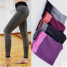 HuMore High Quality Women Sport Leggings For Yuga Running Fitness Clothing Gym Leggings Women Pants Elastic Jegging
