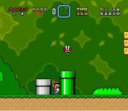 Play Super Mario World – Super Mario Bros 4 Online