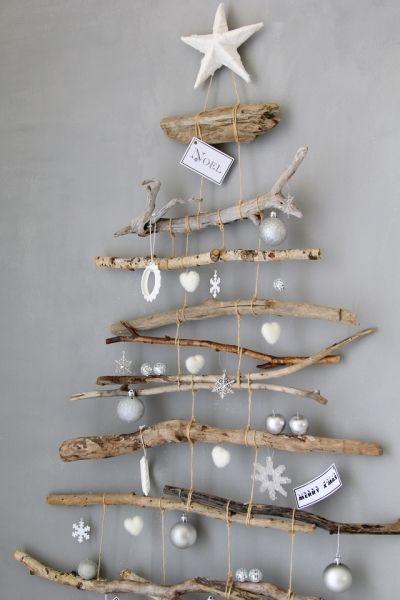 plus 1 living geschrieben weihnachtsbaum aus treibholz. Black Bedroom Furniture Sets. Home Design Ideas