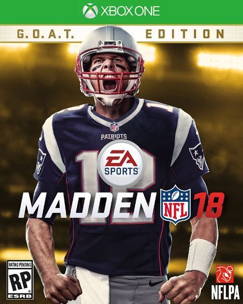 Madden 17 Cover Star GOAT Edition Revealed