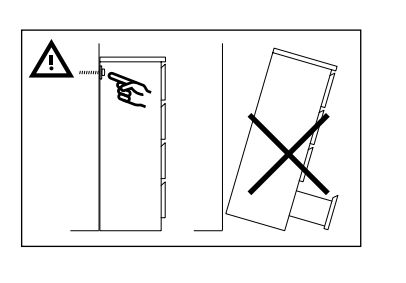 With the written warning and accompanying diagram, it appears that IKEA has at least attempted to warn of the danger of vertical furniture contrary to ...