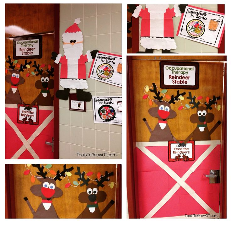 Board Decoration For Christmas: 17+ Images About OT Bulletin Boards On Pinterest