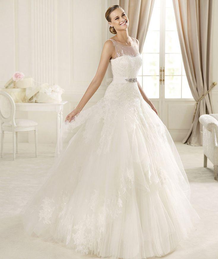 14 best Weddings images on Pinterest   Short wedding gowns, Wedding ...
