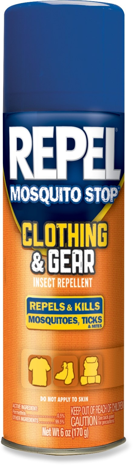 Repel Permanone Clothing and Gear Insect Repellent REI