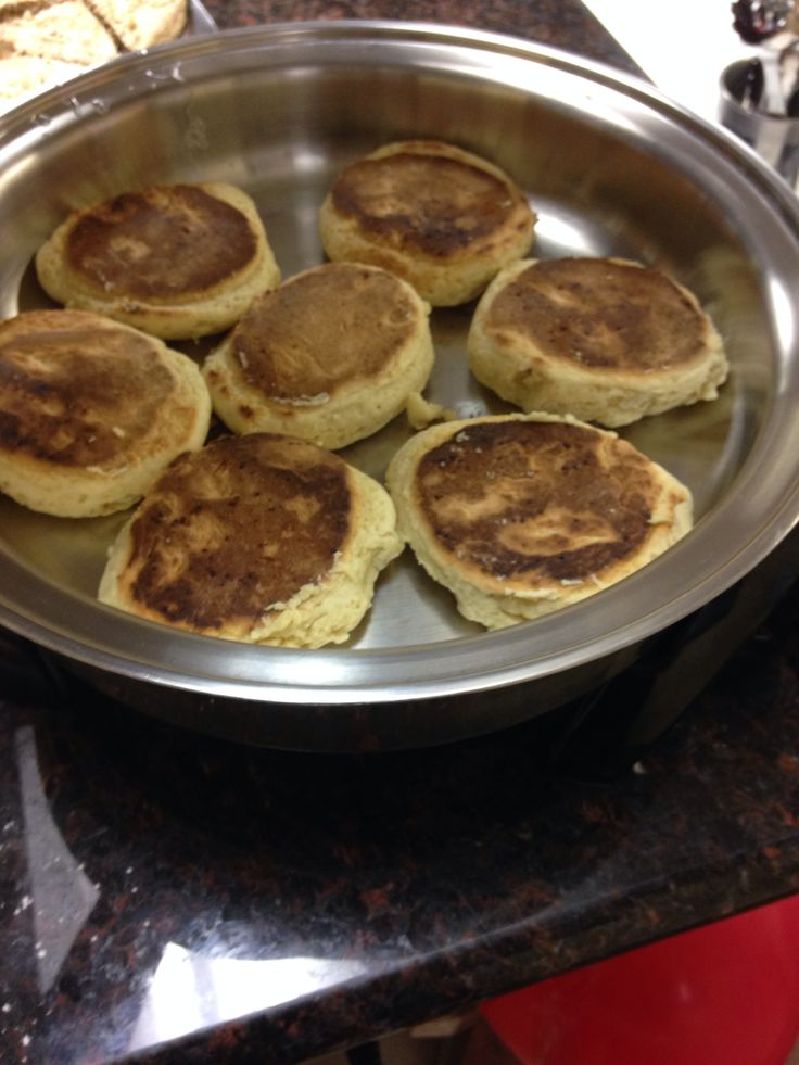 Biscuits In Electric Oil Core Skillet Saladmaster In