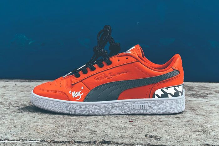 Alexander John And Puma Link Up For The Ralph Sneaker Freaker Ralph Sampson Puma Sneakers