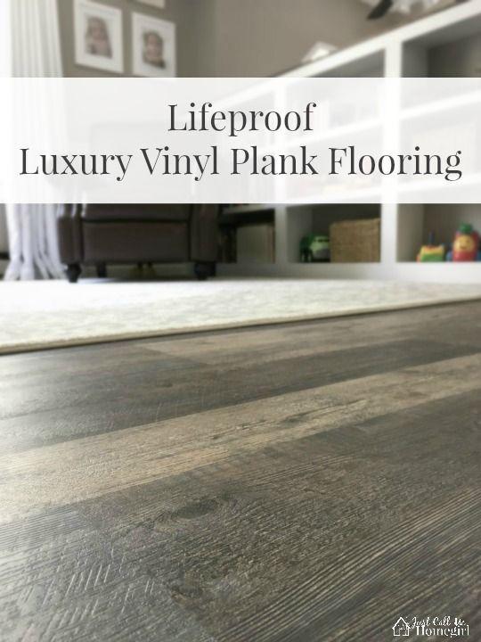 Lifeproof Luxury Vinyl Plank Flooring Just Call Me