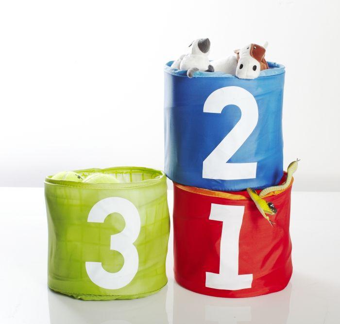 Blue Storage Kids Toy Box Playroom Furniture Bedroom Girls: US - Furniture And Home Furnishings