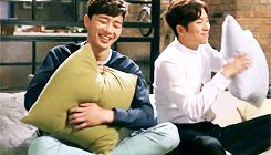 Puppies in love // Witch's Romance #kdrama