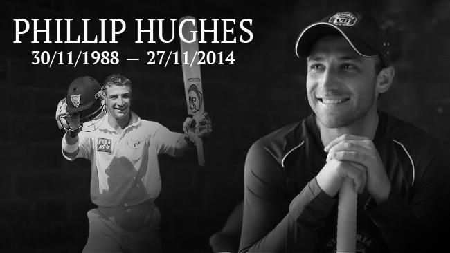 Our thoughts are with Phil Hughes friends and family. http://bit.ly/1y3CRiX
