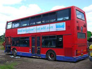 DENNIS-TRIDENT-63-SEATER-DOUBLE-DECKER-BUS-PARTY-LONDON-ROUTE-MASTER-COACH