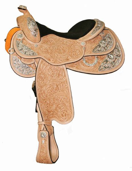 western riding and pleasure saddle sale longing