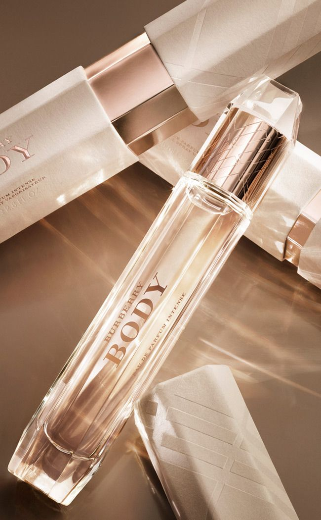 Burberry Body, is my winter scent. It's a little zesty and spicy, but absolutely delicious. I adore it.