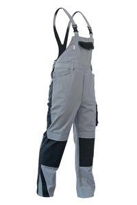 Pracovní pánské kalhoty s laclem TECHNIC