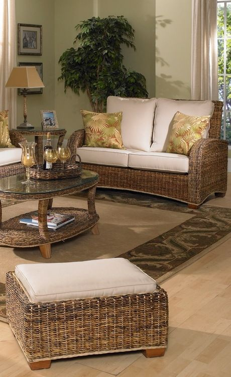 Dream Sunroom Wicker Paradise Seagrass Furniture Pinterest Furniture Tables And Living