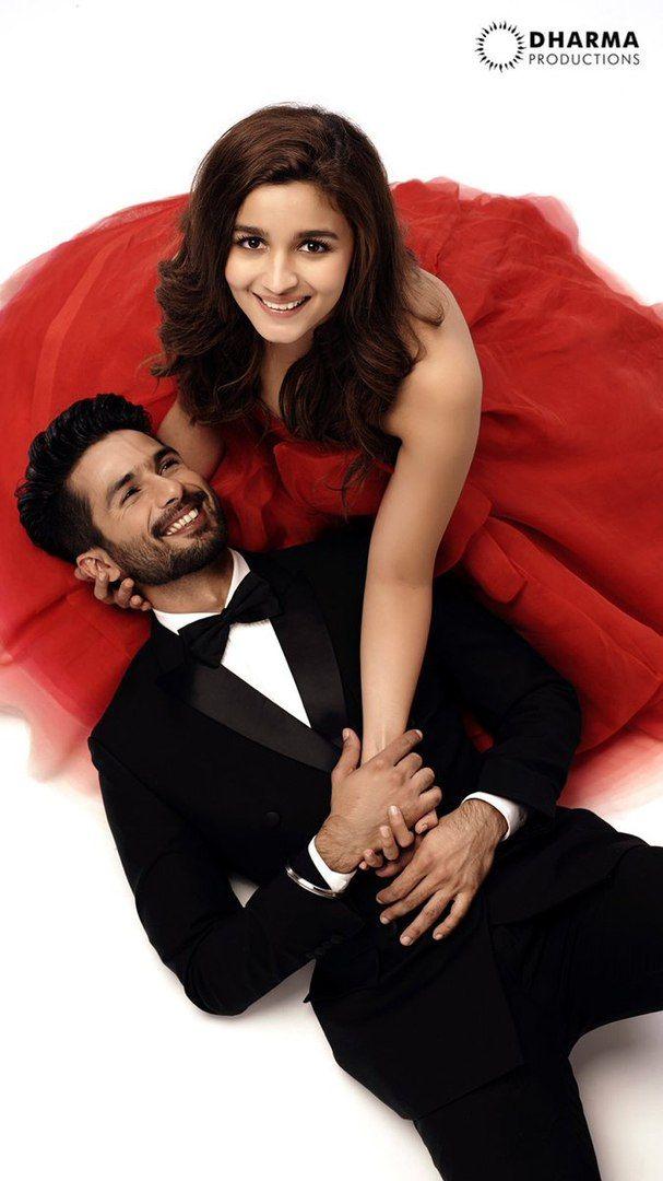 Shahid Kapoor & Alia Bhatt | Shandaar ...new staff