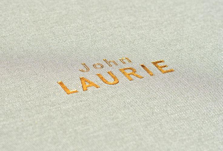 duo d uo | creative studio | John Laurie – folio