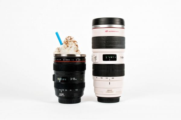 Canon Camera Lens Mugs - The Photojojo Store!