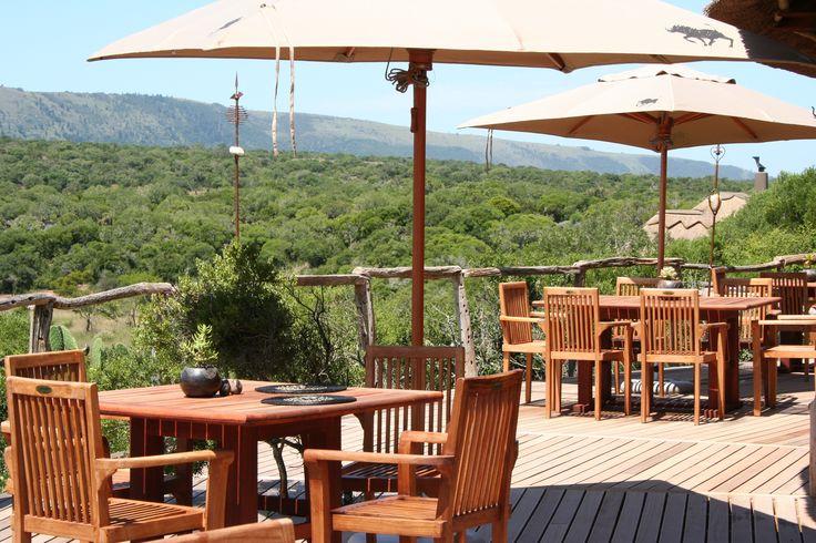 Luxury Safari destination in South Africa called Pumba Private Game Reserve - Bush Lodge
