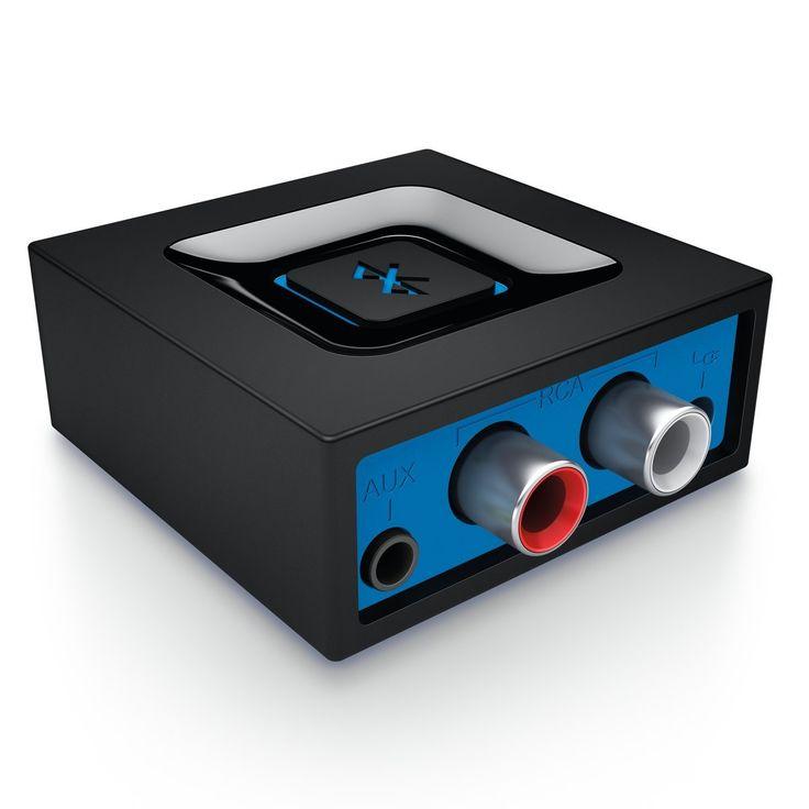 Logitech Bluetooth Audio Adapter schwarz: Amazon.de: Elektronik