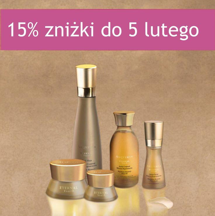 Luksusowe kosmetyki Alqvimia w promocyjnej cenie do 15% taniej,