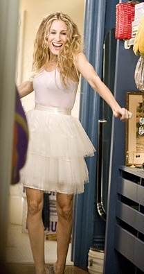 The carrie dress