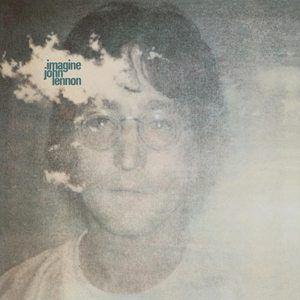 John Lennon Imagine Album Cover - 300