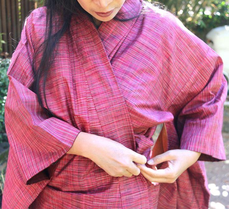 'Matsuri' Kimono - Zenbu Home