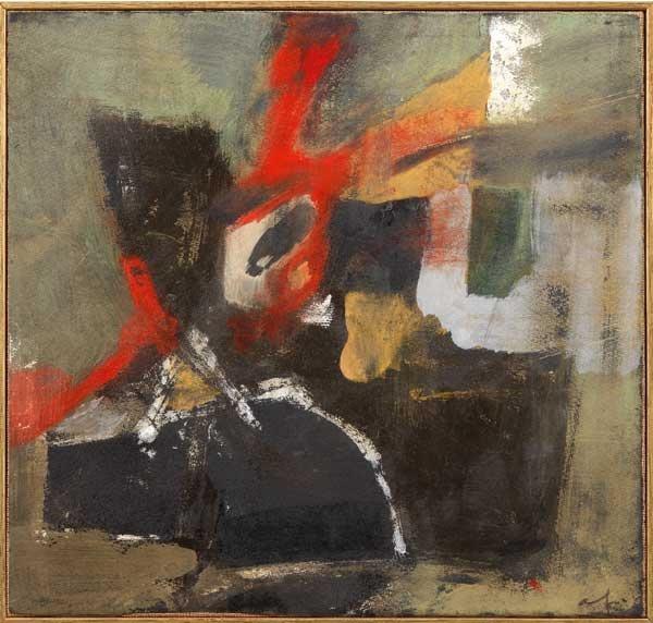 Afro Basaldella (Italian, 1912-1976)