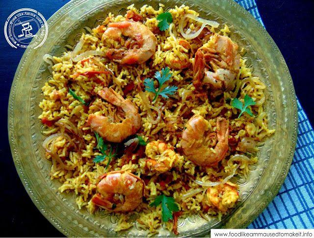 how to make shrimp curry tamil