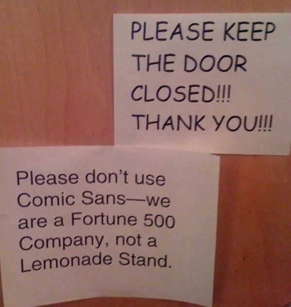 Stop Using Comic Sans 20 Weird & Funny People Who Don't Understand Technology At All • Page 5 of 6 • BoredBug