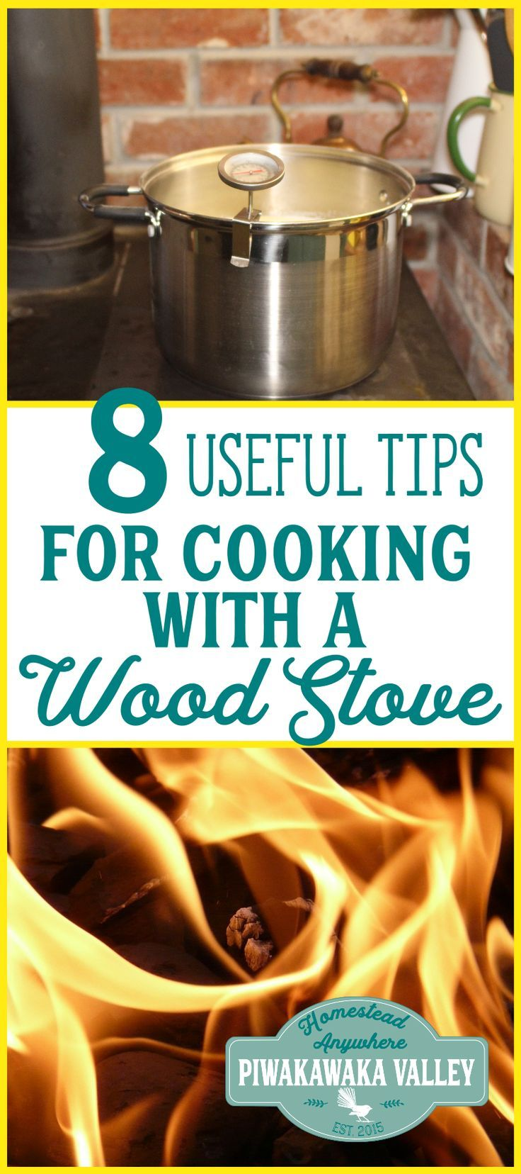 Cooking in the wood stove is a bit different to an electric or gas oven, but it isn't as tricky as some might have you believe. Modern wood cookers are very easy to get hot, and very efficient with their fuel. Here are some tips to get you started
