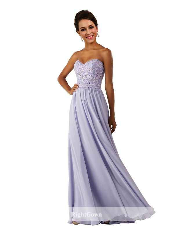 Cheap Right Gowns 2018 Outlet Sale Long Chiffon Sweetheart Lilac Strapless Bridesmaid Dresses 172001, Right Bridesmaid Dresses, Cheap Bridesmaid Dresses and Buy Discount Bridesmaid Dresses2018