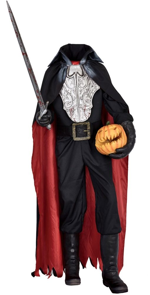 life sized headless horseman animated prop 350596 best halloween decorationshalloween