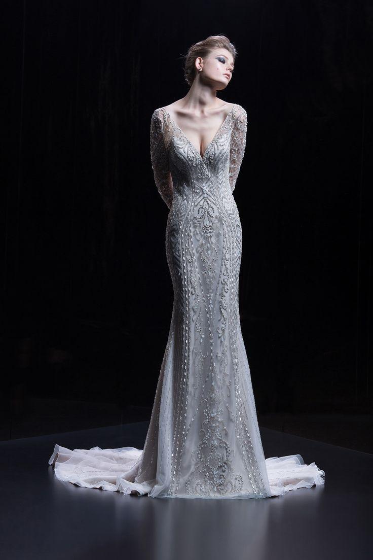 DP333 - Robe de mariée DEMETRIOS PLATINIUM 2017