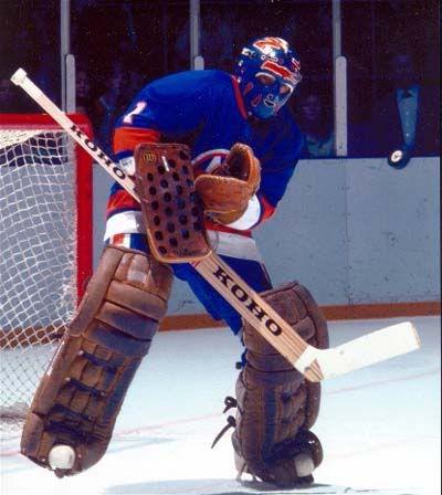 Glenn Resch - NY Islanders