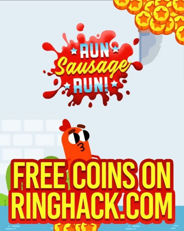 LETS GO TO RUN SAUSAGE RUN! GENERATOR SITE!  [NEW] RUN SAUSAGE RUN! HACK ONLINE REAL WORKS: www.generator.ringhack.com You can add up to 9999 Coins each day for Free: www.generator.ringhack.com You can also Remove Ads! Works 100% guaranteed: www.generator.ringhack.com Please Share this online hack method guys: www.generator.ringhack.com HOW TO USE: 1. Go to >>> www.generator.ringhack.com and choose Run Sausage Run! image (you will be redirect to Run Sausage Run! Generator site) 2. Enter your…