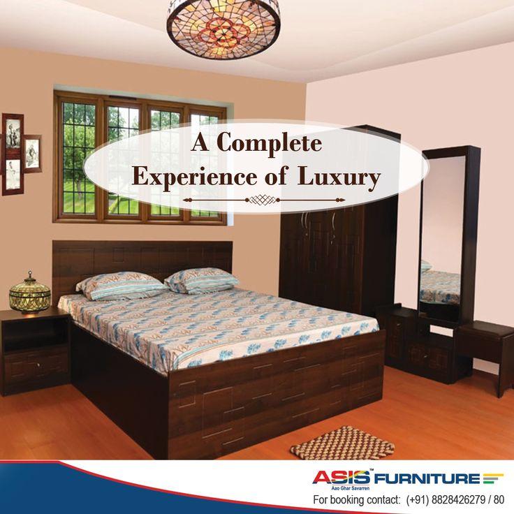 The ASIS Square Series Bedroom Set Is A Great Example Of Luxury And  Comfort. It